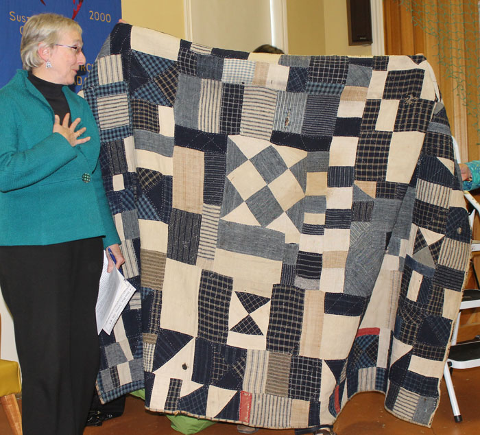 Andrea's quilt