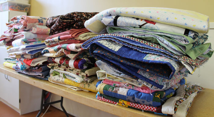 Some75 quilts
