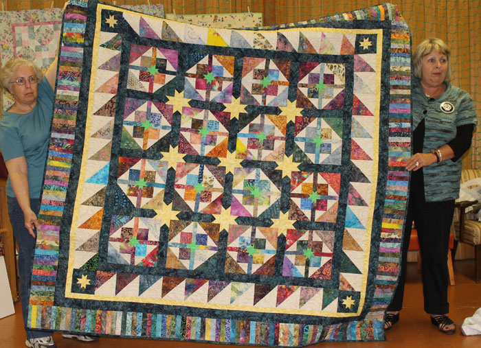 Mahone Bay Quilt Guild It All Started With This Quilt