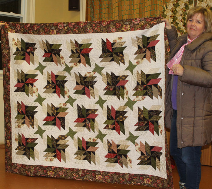 We Were All Impressed With New Member And Quilter Micheles Quilts This One Is Sawmill See Her Others On Our Flickr Page Here