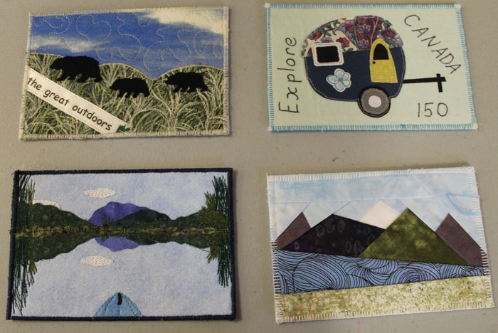 BC postcards 4